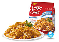 Weight Watchers Smart Ones Parmesan Chicken Marinara Review by Dr. Gourmet
