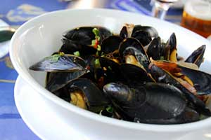 Coumadin Safe Mussels and Clams Recipes