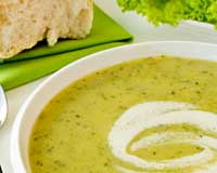 Coumadin Safe Zucchini Soup